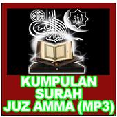 Kumpulan Surah Juz Amma Mp3 icon