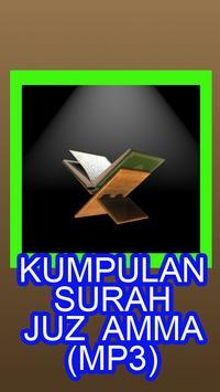 Kumpulan Surah Juz Amma Mp3 poster