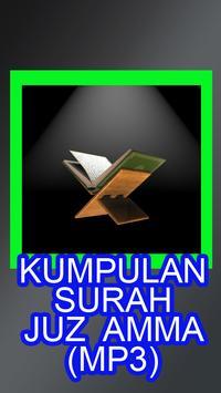 Kumpulan Surah Juz Amma Mp3 apk screenshot