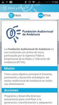 Guía Audiovisual-TIC Andalucía apk screenshot