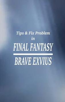 Tips For FINAL FANTASY poster
