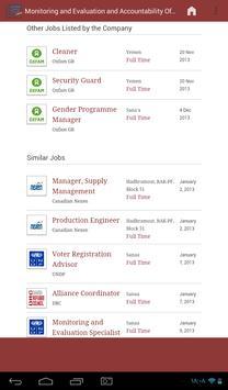 Yemen Jobs apk screenshot