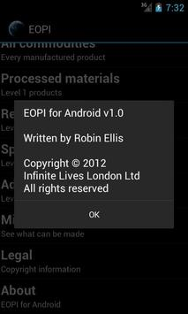 EOPI apk screenshot