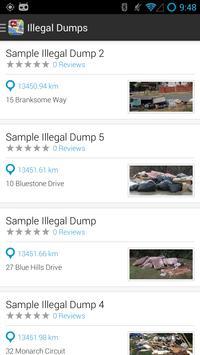 Illegal Dumps apk screenshot