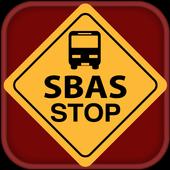 SBAS Stops icon