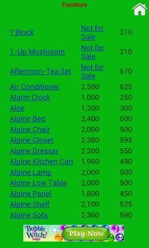 ACNL Guide apk screenshot
