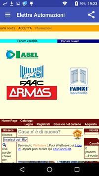 Elettra Automazioni Schemi apk screenshot