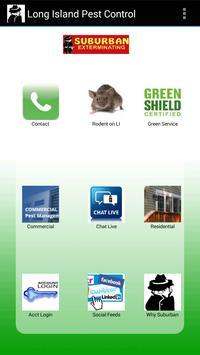 Long Island Pest Control poster
