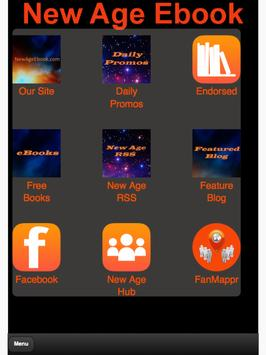 New Age Ebook apk screenshot
