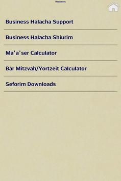 Business Kollel mobile support apk screenshot