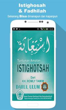 Istighosah dan Fadhilah poster
