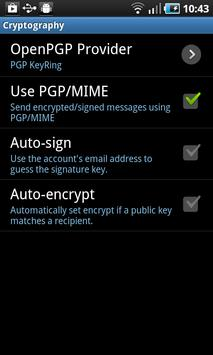 Squeaky Mail apk screenshot
