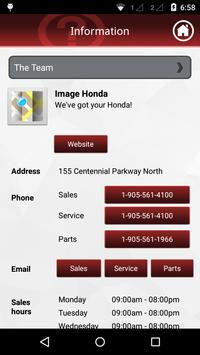 Image Honda apk screenshot