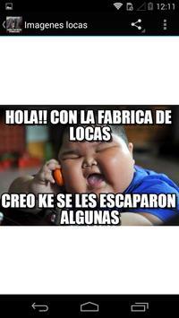 Imagenes locas poster