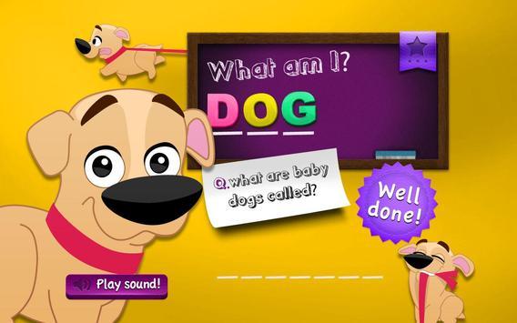Sounds and Spelling apk screenshot