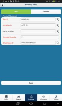 iMaint Mobile 3.5 for Android apk screenshot