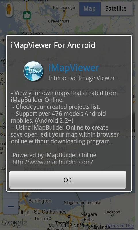 What are some of the popular satellite map viewers?