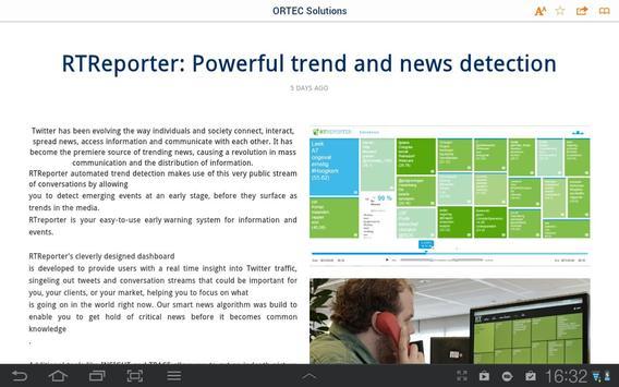 Optimus apk screenshot