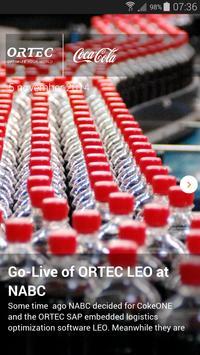 ORTEC Coke poster