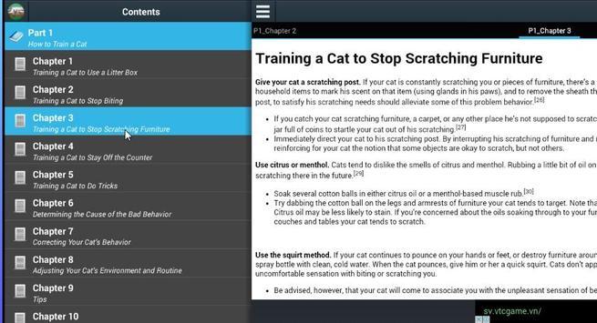 How to Train a Cat apk screenshot