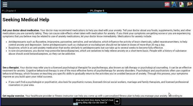 How to Erase Anxiety Naturally apk screenshot