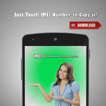 Find IMEI apk screenshot