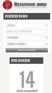 Réservoir Immo Dijon apk screenshot