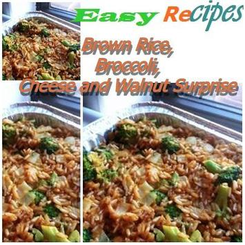 Brown Rice Walnut Surprise poster
