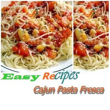 Cajun Pasta Fresca poster