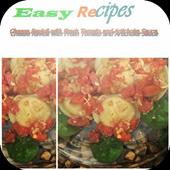 Cheese Ravioli Fresh Tomato icon