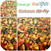 Garbanzo Stir-Fry icon