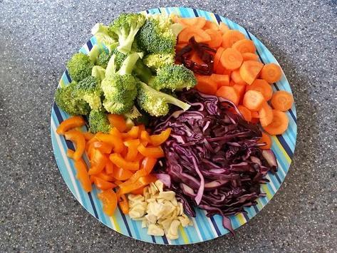 Ginger vegetable Stir-Fry apk screenshot