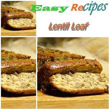 Lentil Loaf poster