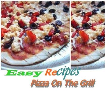 Pizza On The Grill poster