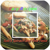 Suki's Spinach and Feta Pasta icon