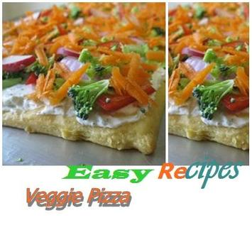 vegetable Pizza poster
