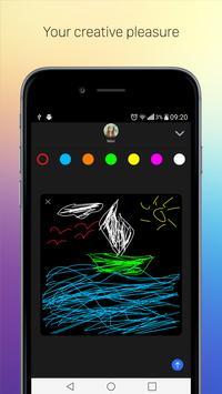 iMessenger 10 apk screenshot