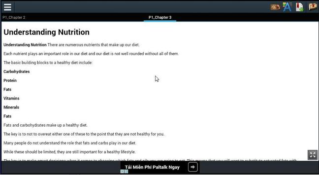 Your Guide to Healthy Eating apk screenshot