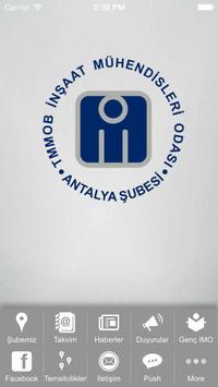 IMO-ANTALYA poster