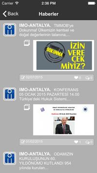 IMO-ANTALYA apk screenshot