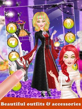 Crazy Halloween Salon apk screenshot