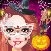 Halloween Princess Salon icon