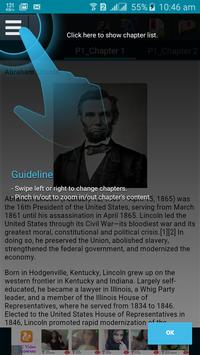 Full Biography-Abraham Lincoln poster