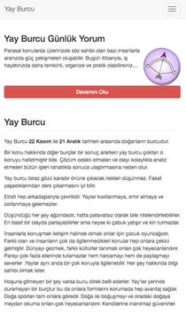 Yay Burcu poster