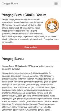Yengeç Burcu poster