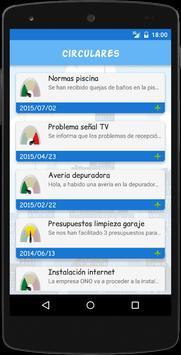 Comunidapp apk screenshot