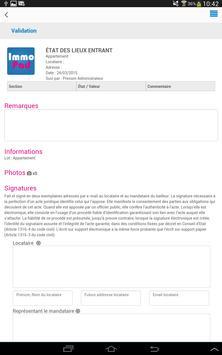 ImmoPad - Etat des lieux HD apk screenshot