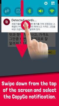 CopyGo apk screenshot