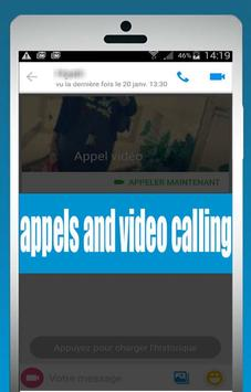 Guide l'imo Video Chat Appel poster