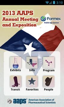 2013 AAPS Annual Meeting poster